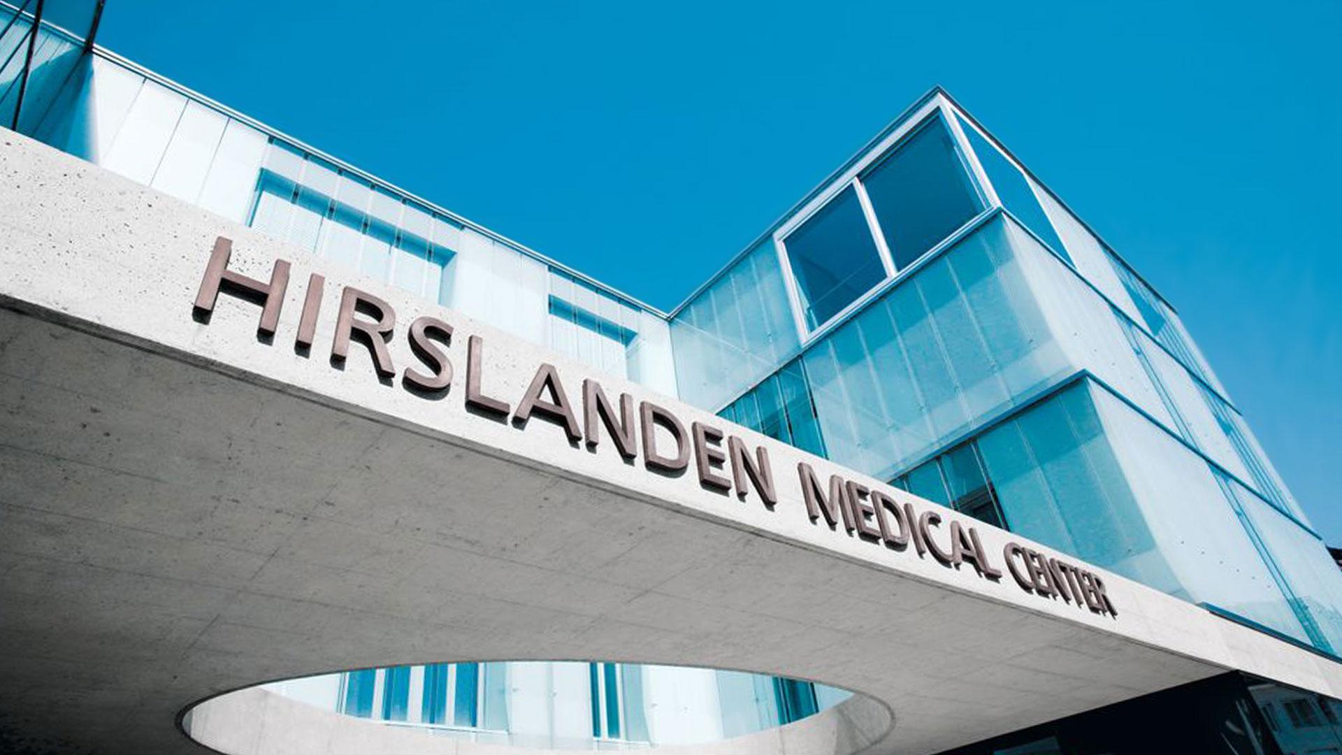 Privatklinikgruppe Hirslanden AG - Ärztlicher Bezirksverein Bern Regio