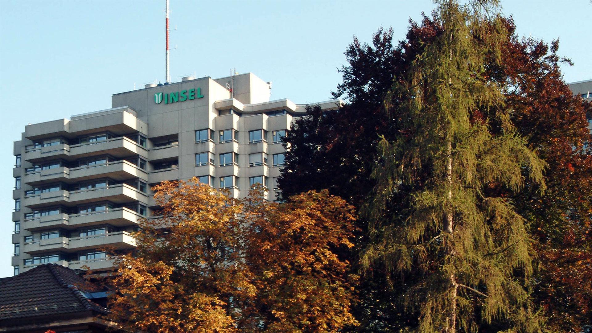 Insel Gruppe AG - Ärztlicher Bezirksverein Bern Regio