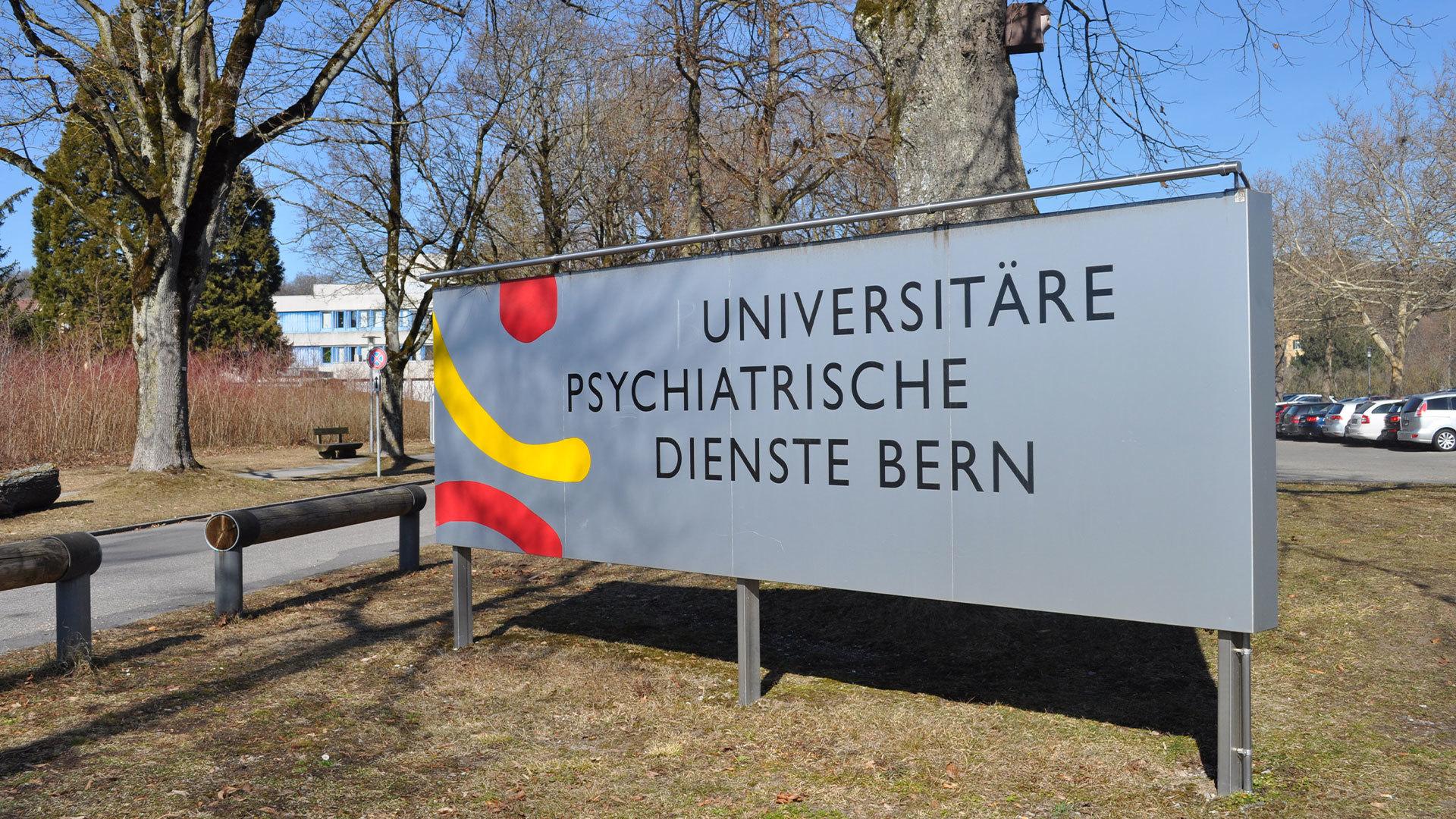 Universitäre Psychiatrische Dienste Bern AG - Ärztlicher Bezirksverein Bern Regio